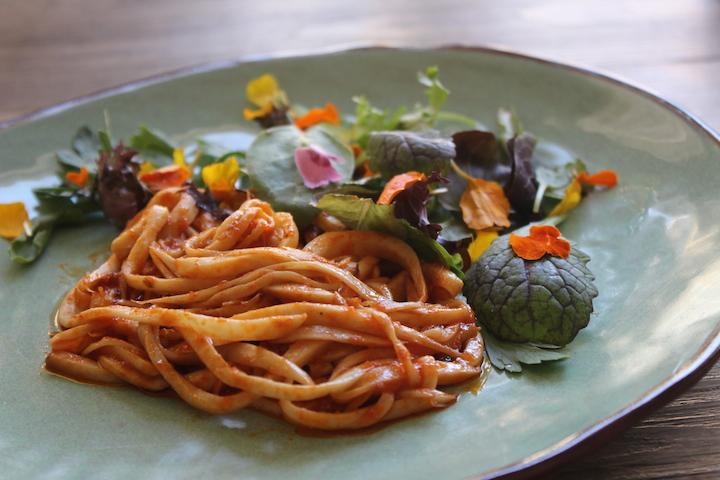 King Oyster Mushroom Noodles