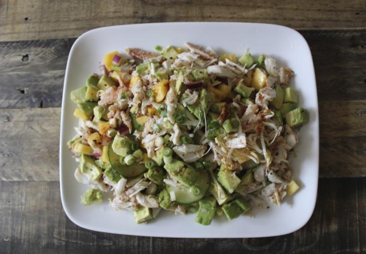 La Jolla Crab Salad